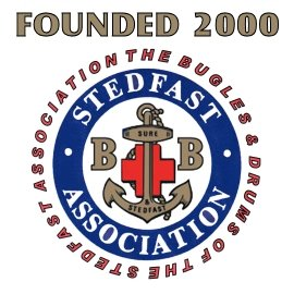 Logo: The Bugles & Drums of The Stedfast Association (BADOTSA)